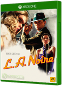 L.A. Noire Xbox One Cover Art