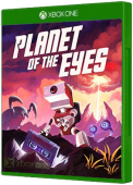 Planet of the Eyes Xbox One Cover Art