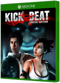KickBeat Special Edition Xbox One Cover Art