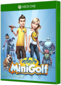 Infinite Minigolf - Hangar 37 Xbox One Cover Art