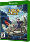 Beast Quest Xbox One Cover Art