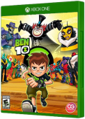 Ben 10 Xbox One Cover Art