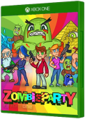 Zombie Party Xbox One Cover Art
