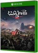 Halo Wars 2: Awakening the Nightmare Xbox One Cover Art