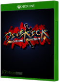 Divekick Addition Edition Xbox One Cover Art
