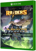 Raiders of the Broken Planet: Alien Myths Xbox One Cover Art
