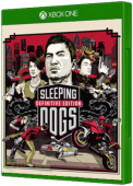 Sleeping Dogs: Definitive Edition Xbox One Cover Art