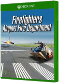 Firefighters: Airport Fire Department Xbox One Cover Art