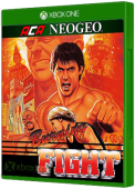 ACA NEOGEO: Burning Fight Xbox One Cover Art
