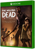 The Walking Dead: The Complete First Season Xbox One Cover Art