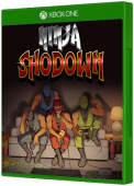 Ninja Shodown Xbox One Cover Art