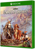 Realms of Arkania: Blade of Destiny Xbox One Cover Art
