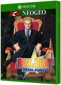 ACA NEOGEO: Real Bout Fatal Fury Xbox One Cover Art