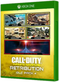 Call of Duty: Infinite Warfare - Retribution Xbox One Cover Art