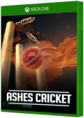 Ashes Cricket Xbox One Cover Art