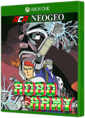 ACA NEOGEO: Robo Army Xbox One Cover Art