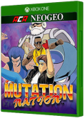 ACA NEOGEO: Mutation Nation Xbox One Cover Art