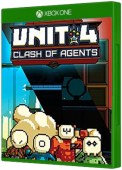 Unit 4: Clash of Agents Xbox One Cover Art