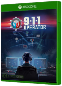 911 Operator Xbox One Cover Art