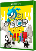 de Blob Xbox One Cover Art