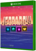 Jeopardy! Xbox One Cover Art