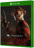 Dead by Daylight - A Nightmare on Elm Street Xbox One Cover Art