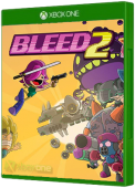 Bleed 2 Xbox One Cover Art