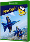 Blue Angels Aerobatic Flight Simulator Video Game