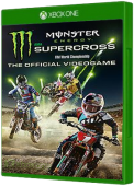 Monster Energy Supercross Xbox One Cover Art