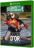 Dovetail Games Euro Fishing - Le Lac d'Or Xbox One Cover Art