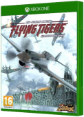 Flying Tigers: Shadows Over China Xbox One Cover Art