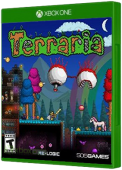 Terraria Xbox One Cover Art