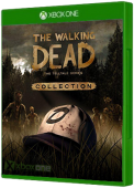 The Walking Dead Collection Xbox One Cover Art