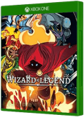 Wizard of Legend Xbox One Cover Art