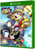 A Hat in Time Xbox One Cover Art