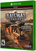 Railway Empire Xbox One Cover Art