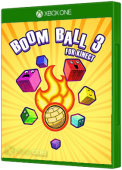 Boom Ball 3 For Kinect Xbox One Cover Art