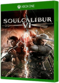 SOULCALIBUR VI Xbox One Cover Art