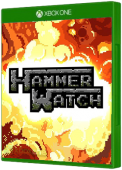 Hammerwatch Xbox One Cover Art