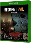 Resident Evil 7: Banned Footage Vol. 2 Xbox One Cover Art