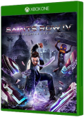 Saints Row IV: Re-Elected Xbox One Cover Art