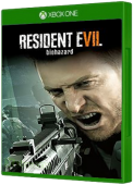 Resident Evil 7: Not a Hero Xbox One Cover Art