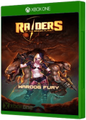 Raiders of the Broken Planet: Wardog Fury Campaign Xbox One Cover Art