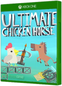 Ultimate Chicken Horse Xbox One Cover Art