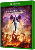 Saints Row: Gat Out of Hell Xbox One Cover Art