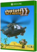 Dustoff Heli Rescue 2 Xbox One Cover Art