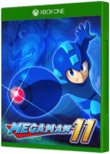 Mega Man 11 Xbox One Cover Art