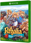 Regalia: Of Men and Monarchs - Royal Edition Xbox One Cover Art
