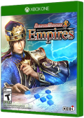 Dynasty Warriors 8: Empires Xbox One Cover Art