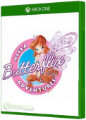 Winx Club: Alfea Butterflix Adventures Xbox One Cover Art
